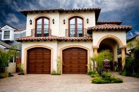 Residential garage doors can be both green and gorgeous