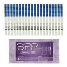 <b>BFP Pregnancy</b> Test Strips: 20 Pack - Walmart.com