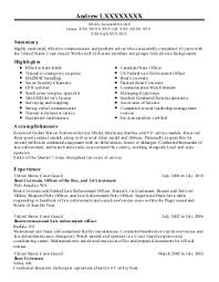 administrative specialist e  resume example  united states    andrew l