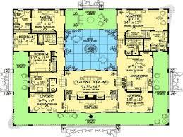 Elegant spanish style home plans   courtyard F F   danutabois comElegant spanish style home plans   courtyard F F