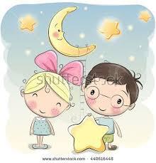 <b>Cute</b> cartoon <b>boy</b> gives a <b>girl</b> a star - Pinterest