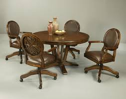 Dining Room Chairs With Casters And Arms Fresh Perfect Kitchen Chairs With Casters And Arms 21202