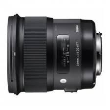 Купить <b>Объектив Sigma AF</b> 24mm F1.4 DG HSM Art <b>Nikon</b> F - в ...