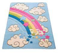 <b>Ковер</b> для <b>детской Confetti Kids</b>, Rainbow, 9 мм, 100 х 150 см ...