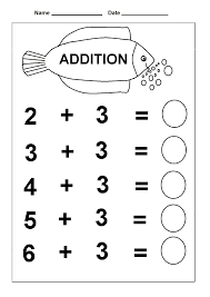 Addition Worksheets for Kids | Loving Printableaddition worksheets free for kindergarten