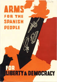 the trades union congress and the spanish civil war first the civil war inspired arms for the spanish people