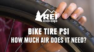 <b>Bike Tire PSI</b>: How Much Air Should You Put in Your Bike Tire ...
