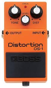 <b>Boss Педаль эффектов</b> DS-1 Distortion — купить по выгодной ...