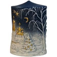 <b>Мир свечей</b> Свеча малая <b>Новогодняя</b> 11х8х5 см - Акушерство.Ru