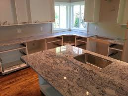 white ice color kitchens  awesome ice granite countertops countertops ideas kitchen modern gran