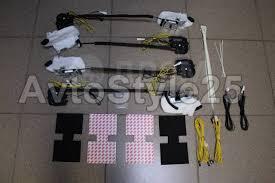 <b>Доводчики дверей Nissan</b> Patro Y62 , Cima / Infiniti QX56, QX80 ...