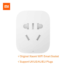 Xiaomi <b>mi</b> jia ZigBee <b>умная розетка</b> WiFi приложение ...