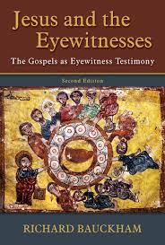 jesus and the eyewitnesses richard bauckham eerdmans