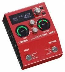 <b>Педаль</b> Looper <b>Boss RC</b>-<b>10R</b> Rhythm <b>Loop Station</b> купить в Санкт ...