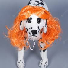<b>Pet Dog Long Curly</b> Hair Funny Show Props Sale, Price & Reviews ...