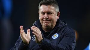 Image result for Craig Shakespeare has been appointed as Leicester City's manager for the rest of the season.