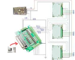 4 wire stepper motor driver circuit diagram images wire stepper wiring diagram all image about and