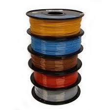 Octave <b>Silk PLA</b> Filament for <b>3D Printers</b> - 1.75mm Diameter - 1kg ...
