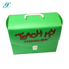 <b>Custom multi</b>-<b>function</b> plastic file box PP material Portable box with ...