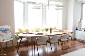 Danish Modern Dining Room Set Century Radiant Dining Room With Brown Wooden Table Also Jar Plus
