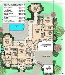 images about house plans on Pinterest   Floor Plans    Plan W TX  Corner Lot  European  Luxury House Plans  amp  Home Designs  This