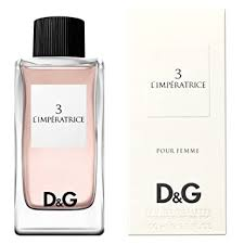 D & G 3 L'IMPERATRICE by Dolce & Gabbana EDT ... - Amazon.com