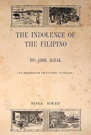 Other Essay Written By Jose Rizal