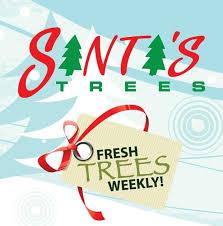 <b>Santa's Christmas Trees</b>