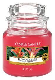 <b>Ароматическая свеча Tropical Jungle</b> Yankee Candle купить в ...