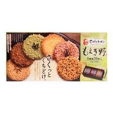 CHIBORI Moegino Beni Cookie <b>36Pcs</b> - Yamibuy.com