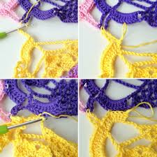 Join-As-You-Go – Rustic <b>Lace Square</b> – maRRose