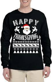InterestPrint Men Botton Up T-Shirt Happy <b>Christmas</b> Merry <b>Xmas</b> ...