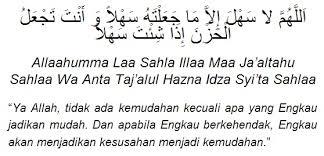 Image result for doa dipermudahkan segala urusan