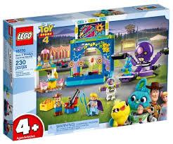 <b>Конструктор LEGO Toy</b> Story 10770 Парк аттракцио... — купить по ...