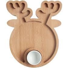 <b>Блюдо Dear Deer</b>, 23×19×4 см (4870237) - Купить по цене от ...