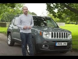 <b>Jeep Renegade 2015</b> review | TELEGRAPH CARS - YouTube