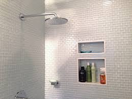 Contemporary Showers Bathrooms Subway Tile Shower Designs Pictures Subway Tile Bathroom Designs