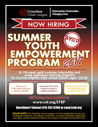 current employment opportunities the columbus urban league current employment opportunities the columbus urban league columbus urban league