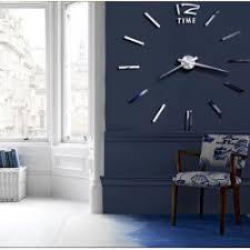 <b>Настенные часы</b> 3D 12 <b>Time</b> Silver, цена 659 грн., купить в ...