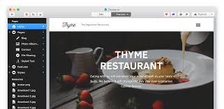 the best mac web design software rapidweaver rapidweaver 7 screenshot