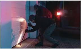Image result for how to defend the garage door
