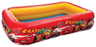 Купить Детский <b>бассейн Intex</b> Swim Center 57478 Cars на Яндекс ...