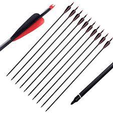 <b>50pcs</b> Archery Arrow Nocks <b>Plastic Yellow</b> Dia8mm Bow Nock Tails ...