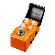 <b>Педаль эффектов</b> JOYO JF-310 <b>Orange</b> Juice Amp Sim mini ...