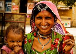 a breathtaking photo essay of northern india  the huffington post jaisalmer woman