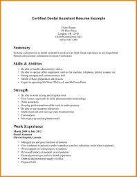 8 resume objective for dental assistant normal bmi chart resume objective for dental assistant professional resumes certified dental assistant resume example jpg