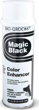 """<b>Спрей</b>-мелок выставочный <b>Bio</b>-<b>Groom</b> """"<b>Magic Black</b>"""", цвет ..."""
