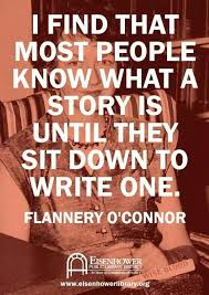 A Good Man Is Hard to Find by Flannery O Connor READ MORE