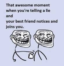 Best Friend Meme on Pinterest | Funny Friend Memes, Friend Memes ... via Relatably.com
