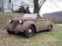 the case of the missing builder can you help solve this a custom 1936 ford roadster